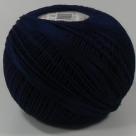 (5894) 30 Gramm Häkelgarn N° 20 dkl.blau