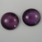 #26 - 1 Cabochon 20x20x8mm (LxBxH) - purple