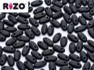 #03d 10g Rizo-Beads jet matte