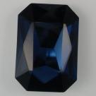 1 Glas-Rechteck Ø 27x18x4 mm - montana