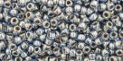 10 g TOHO Seed Beads 11/0 TR-11-0992 - Gold-Lined Lt Montana Blue (E)