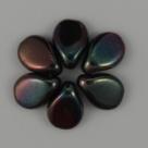 #03 - 50 Stck. PRECIOSA Pip Bead™ 5x7 mm jet vega iris