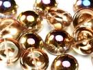#04 - 1 Dome Bead 14x8mm - crystal sliperit