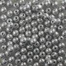 #12d 50 Stück Perlen rund - labrador full  - Ø 4 mm