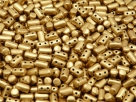 #41 10g Rulla-Beads Crystal Aztec Gold