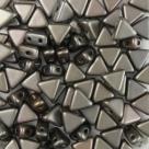 #04 - 50 Stück Kheops Beads 6mm - Zink Iris