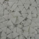 #10 - 50 Stück Kheops Beads 6mm - White