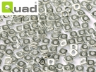 #02 5g Ouad® Beads jet labrador full