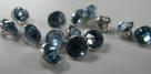 Crystaletts - aquamarine (silver)