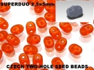 #008c 10g SuperDuo-Beads hyacinth matt