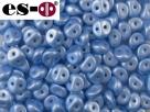 #09 50 Stck. Es-o Beads Ø 5mm - Pastel Lt.Sapphire