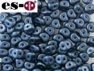 #22 50 Stck. Es-o Beads Ø 5mm - Pastel Montana Blue
