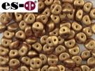 #31 50 Stck. Es-o Beads Ø 5mm - Metallic Brass