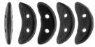 #03.00 5g Crescent-Beads 10x3 mm - Jet