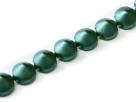#14 20 Stück Tipp Beads Ø 8 mm - pastel colors petrol