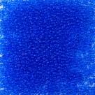 #16-05 10 g Rocailles 16/0 1,3 mm - tr. sapphire