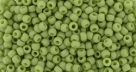 10 g TOHO Seed Beads 11/0 TR-11-2602 F - Semi Glazed - Honeydew (C)