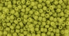10 g TOHO Seed Beads 11/0 TR-11-2600 F - Semi Glazed - Lemongrass (C)