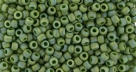 10 g TOHO Seed Beads 11/0 TR-11-2633 F - Semi Glazed Rainbow - Clover (C)