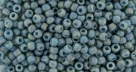 10 g TOHO Seed Beads 11/0 TR-11-2635 F - Semi Glazed Rainbow - Blue Turquoise (C)