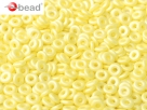 #45 5g O-Beads Alabaster Pastell Yellow
