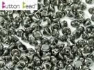 #06.00 50 Stck. Button Beads 4mm Crystal Full Chrome