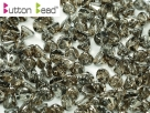 #06.01 50 Stck. Button Beads 4mm Crystal Chrom
