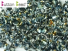#07.01 50 Stck. Button Beads 4mm Crystal Marea