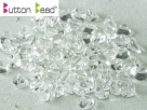 #01.00 50 Stck. Button Beads 4mm Crystal