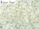 #01.01 50 Stck. Button Beads 4mm Crystal AB