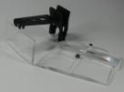 1 Stück Brillen-Aufsatzlupe - Set mit 3 Linsen