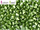 #21.34 50 Stck. Button Beads 4mm Pastel Olivine