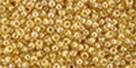 10 g TOHO Seed Beads 11/0 TR-11-0103 B - Tr.-Lustered Med Topaz