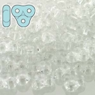 #00 5g TRINITY BeadS  3x6X6 mm - Crystal