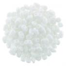 #02.00 - 10g MiniDuo-Beads  Opaque White