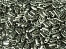 #06 5g Shim-Beads 6x3x2 mm - Jet Full Chrome