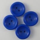 #10 - 1 Cup Button Bead Ø14mm - Opaque Blue