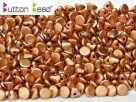 #00.03 50 Stck. Button Beads 4mm Vintage Copper