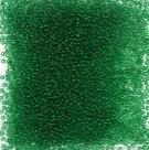 #18-28 10 g Rocailles 18/0 1,0 mm - tr. emerald