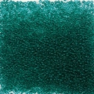 #18-32 10 g Rocailles 18/0 1,0 mm - tr. teal