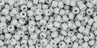 10 g TOHO Seed Beads 11/0 TR-11-0053 - Opaque Grey