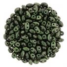 #14.03 - 10g MiniDuo-Beads  Polychrome - Olive Mauve