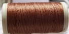 Nylbond 60 m d. Fa. Coats Farb-Nr. 7111 braun - karamell
