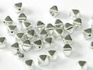 #07 40 Stück - Bicone 6,0 mm -  crystal labrador full