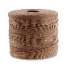 1 Rolle S-Lon Bead Cord TEX135 Lt Copper