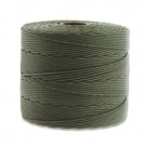 1 Rolle S-Lon Bead Cord TEX135 Olive