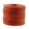 1 Rolle S-Lon Bead Cord TEX135 Rust