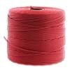 1 Rolle S-Lon Bead Cord TEX135 Red Hot