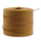 1 Rolle S-Lon Bead Cord TEX135 Gold