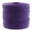1 Rolle S-Lon Bead Cord TEX135 Purple